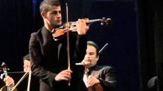 Bruch Violin Concerto No 1 Yamen Saadi highlights