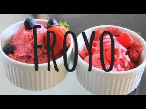 how to make frozen yogurt easy youtube ccuart Gallery