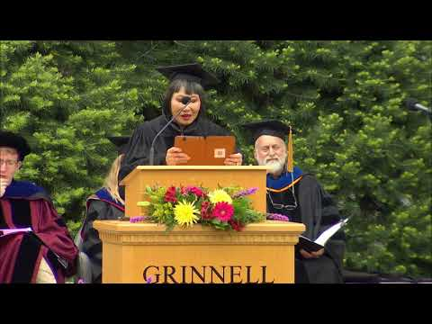 Grinnell College Commencement 2019 — Full Ceremony