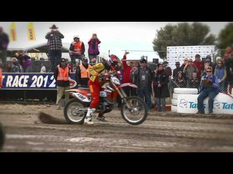 2012 KTM Finke Assault