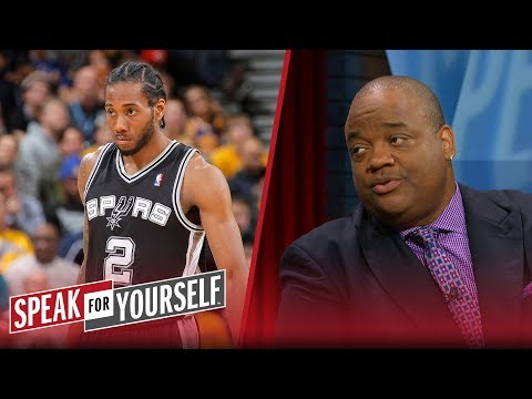 Jason Whitlock reacts to the Spurs dealing Kawhi to the Raptors | NBA | SPEAK FOR YOURSELF