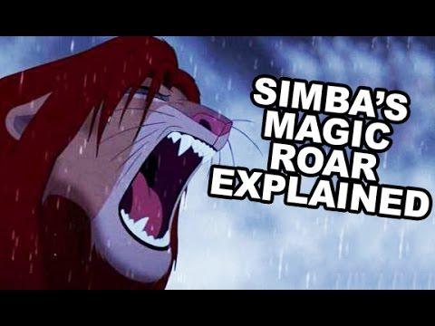 Simba's Magic Roar Explained