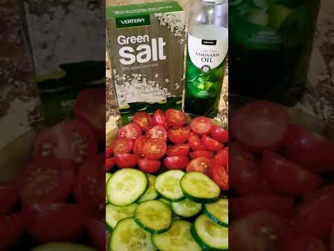 Морская соль и масло Oil от Vertera, Официальный канал ® Fladt Natalya