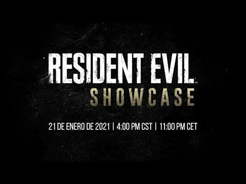 Resident Evil Showcase - Enero de 2021