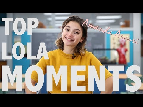 Amanda Arcuri's Top Lola Moments  Degrassi: Next Class