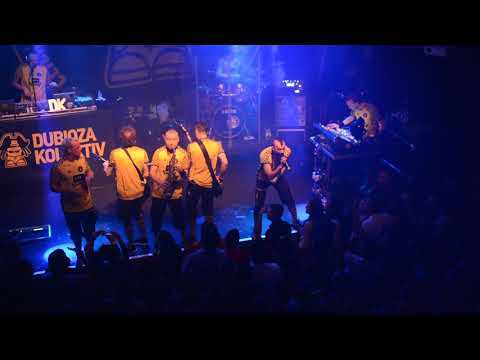 DUBIOZA KOLEKTIV - Free.mp3 - The Pirate Bay Song @Button Factory - Dublin 16/11/18