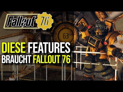 Diese Features braucht Fallout 76   + Discord Info, Danke für 7K   Fallout 76 thumbnail