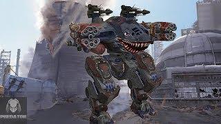 WHY TO NOT SPEND COMPONENTS ON VORTEX   MRK II GRIFFIN VORTEX GAMEPLAY   War Robots