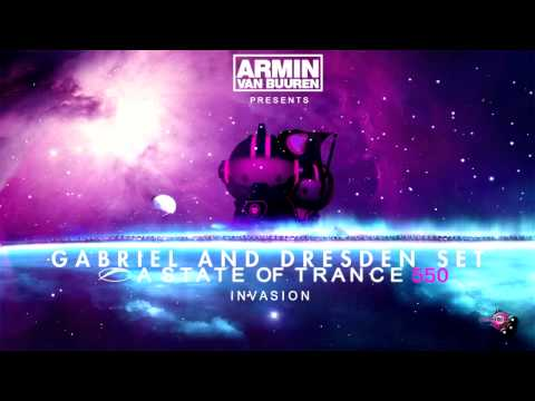 ASOT 550 Den Bosch - Gabriel And Dresden (blue)