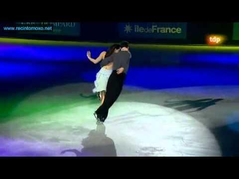 Tessa Virtue and Scott Moir Gala Trophee Eric Bompard 2011