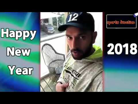 INDIAN SPORTS STARS  WISHING NEW YEAR 2018