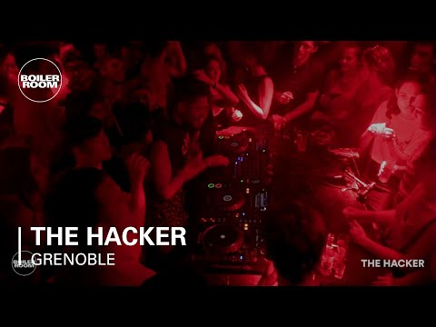 The Hacker Boiler Room Grenoble x Vertigo 20-year-anniversary DJ set