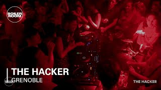The Hacker Boiler Room Grenoble x Vertigo 20-year-anniversary DJ set