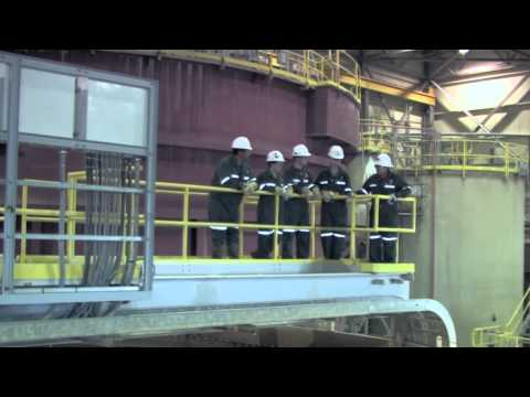 Cameco's Key Lake - Virtual Tour