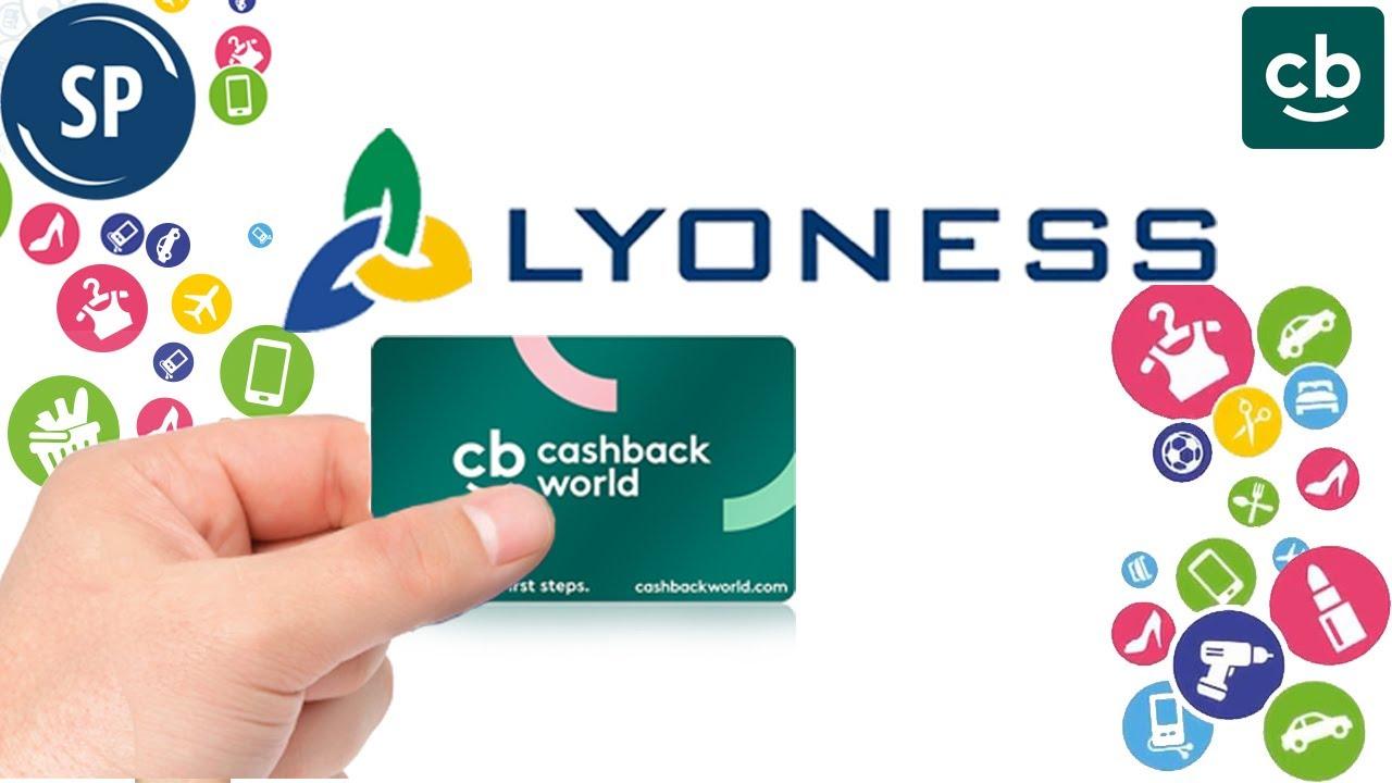 Lyoness - Cartão CashBack World - YouTube