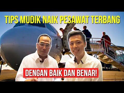 BAYAR BAGASI MAHAL!! TIPS MUDIK NAIK PESAWAT!! BARENG CAPT VINCENT! TANYA PILOT Ft Budi Karya Sumadi