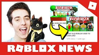 Denis STEALS YouTubers Thumbnails | Roblox VR? #RobloxNews
