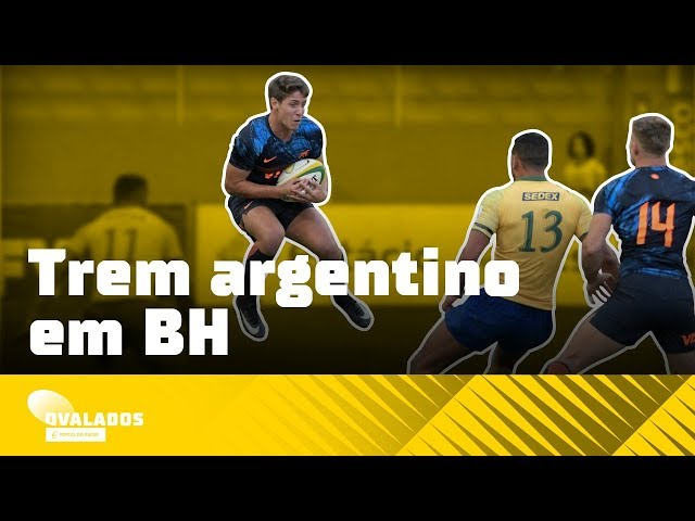 TREM ARGENTINO EM BH