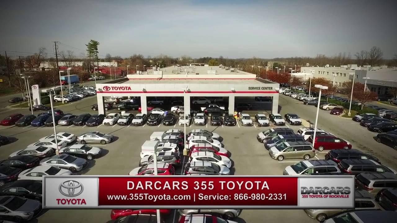 Darcars 355 Toyota Of Rockville Service Center