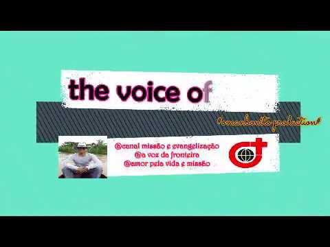 "#The Voice of PBB #Omanbonito#Canaldamissao#avozdafronteira# PERFIL DE CANAL ""THE VOICE OF PBB"""