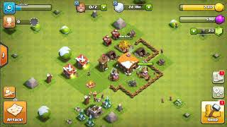 Upgrading the gold storage(Clash of clans)