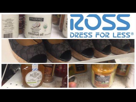 Shop And Save With Me; Ross Dress For Less ካብ ሮስ ገንዘብ ንቁጥብ (ኮች ዲዛይነር ጫማ)