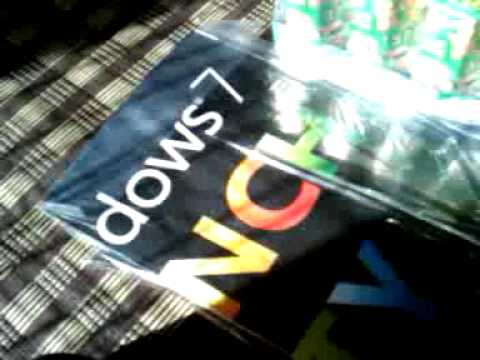 Windows 7 Launch Party Pack Japan Edition