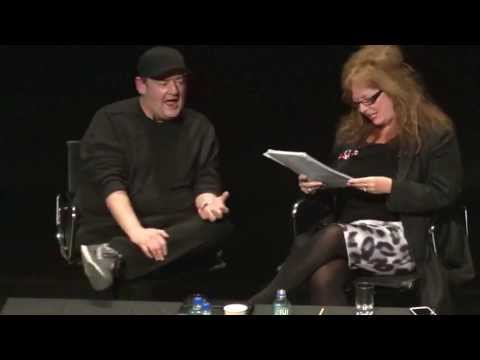 What's The Point in Art School: Johnny Vegas in conversation with Suzanne Moore
