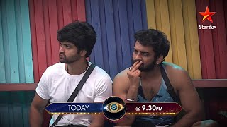 Rangu paduddi..True colors will be seen #BiggBossTelugu4 today at 9:30 PM on #StarMaa