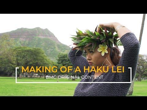 Making of a Haku Lei - BMC Original Content