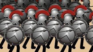 THE WAR CONTINUES - Stick War 2