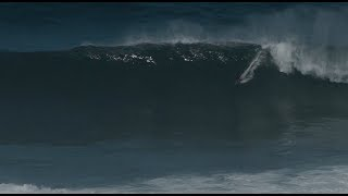 Odd Persson - Bigwave Surf rookie of the REBEL Sessions 2017