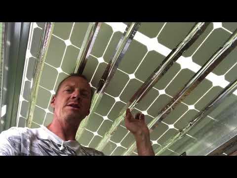 Solar powered heat pump part two