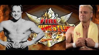 Fire Pro Wrestling World│ Randoverse 4  │ Gagne vs Garvin