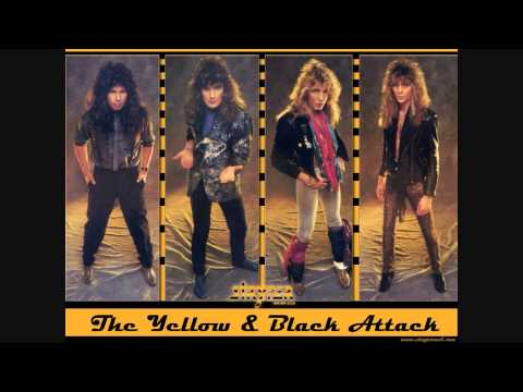 STRYPER - THE YELLOW AND BLACK ATTACK (complete Album)