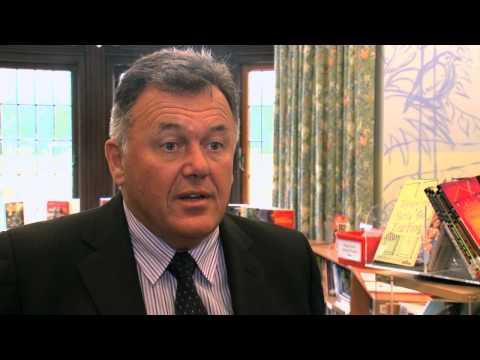 David Dunn, Ballard School, discusses the lack of personal finance education