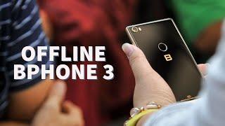 Offline trải nghiệm Bphone 3 x Tinh Tế