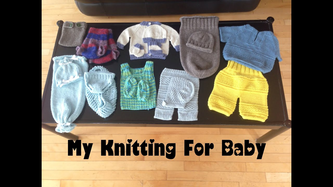 Free Baby Knitting Patterns; Wool Soaker, Clothing, and Newborn ...