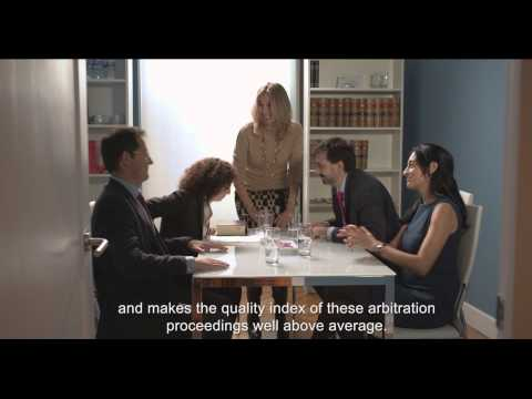 European Arbitration Association. Video Corporate.