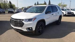 2018 Chevrolet Traverse Premier Redline  81097