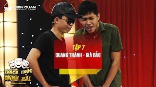 Thách thức danh hài 3 | tập 7: thí sinh bất chấp tình bạn để chọc cười Trấn Thành, Trường Giang