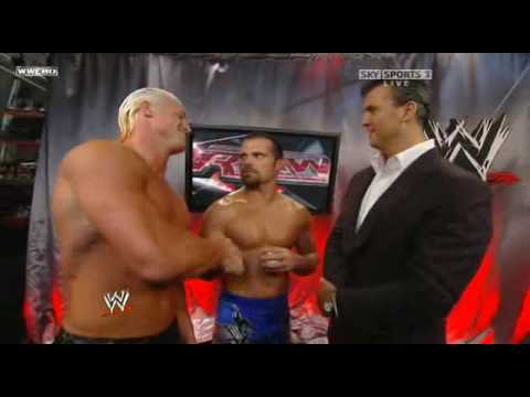 Dolph Ziggler meets Shane McMahon and Jamie Noble