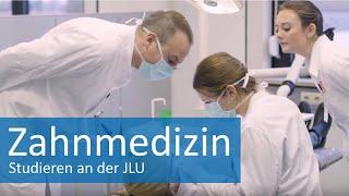 Zahnmedizin studieren an der Justus-Liebig-Universität Gießen (JLU)