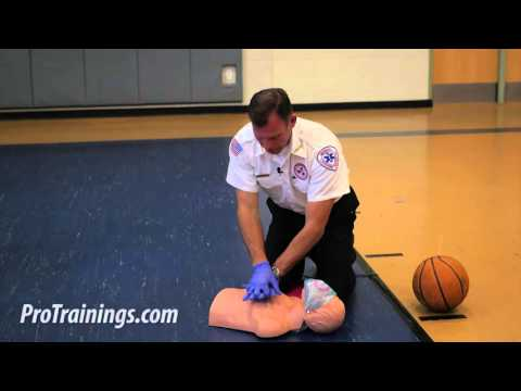Adult CPR Practice - Lay Rescuer
