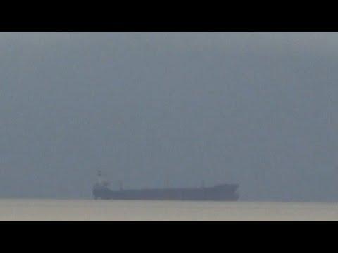 Kapal Hantu Asal Indonesia Muncul di Myanmar