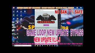 Project Cerberus 1 4 5 How to bypass Pubg mobile emulator