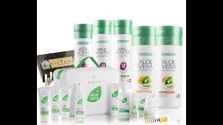 Unboxing LR health and Beauty productos naturales