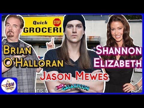 View Askew Panel with Jason Mewes, Shannon Elizabeth and Brian O'Halloran @ GalaxyCon Richmond
