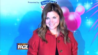 Celebrity Page Takes a Look inside Tiffani Thiessen's Home!