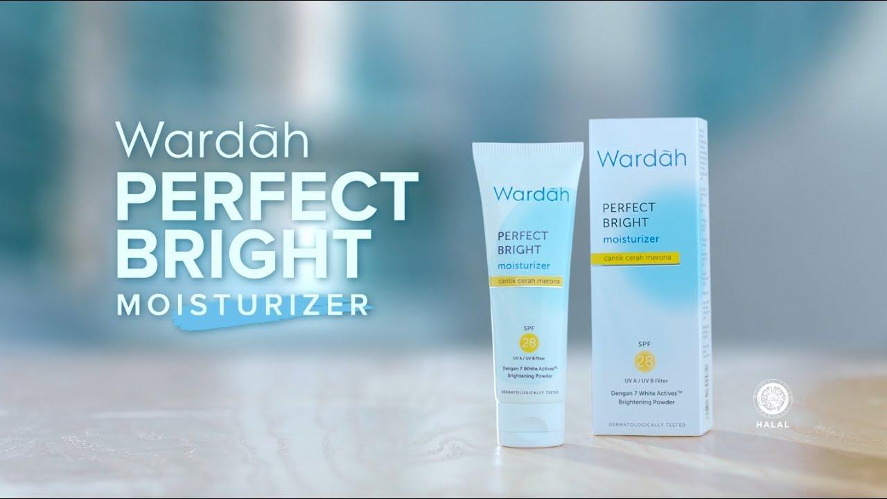 Wardah Perfect Bright Lightening Moisturizer Untuk Kulit Berjerawat